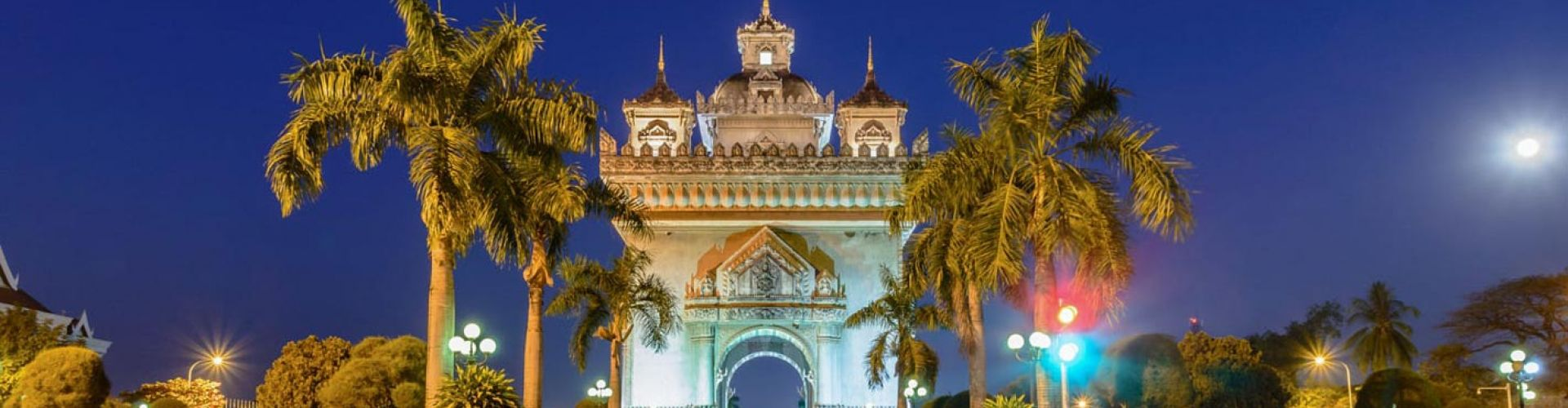 Destinations in Vientiane