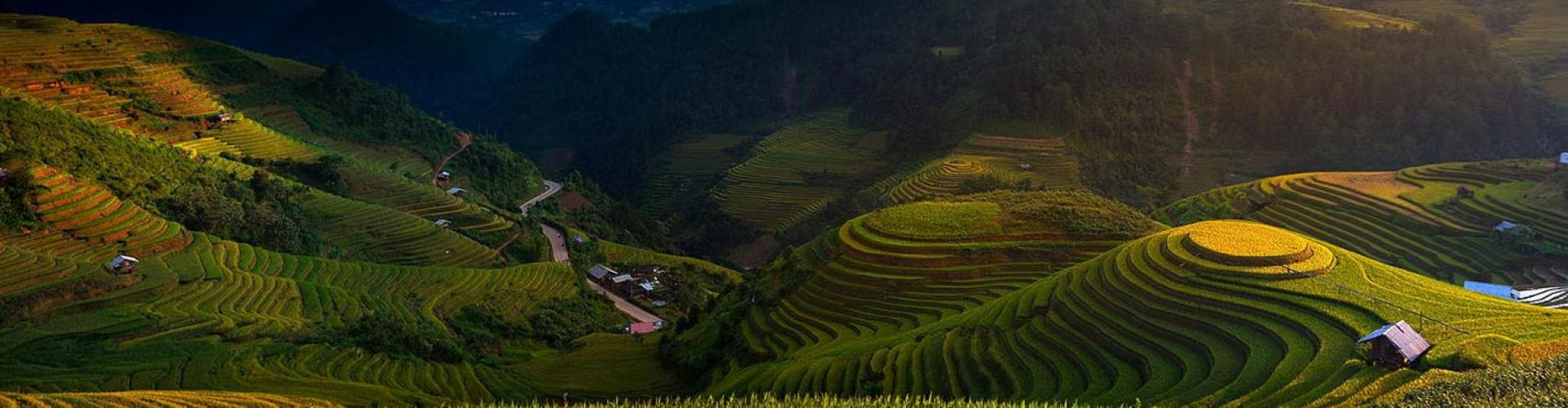 Destinations in Mu Cang Chai