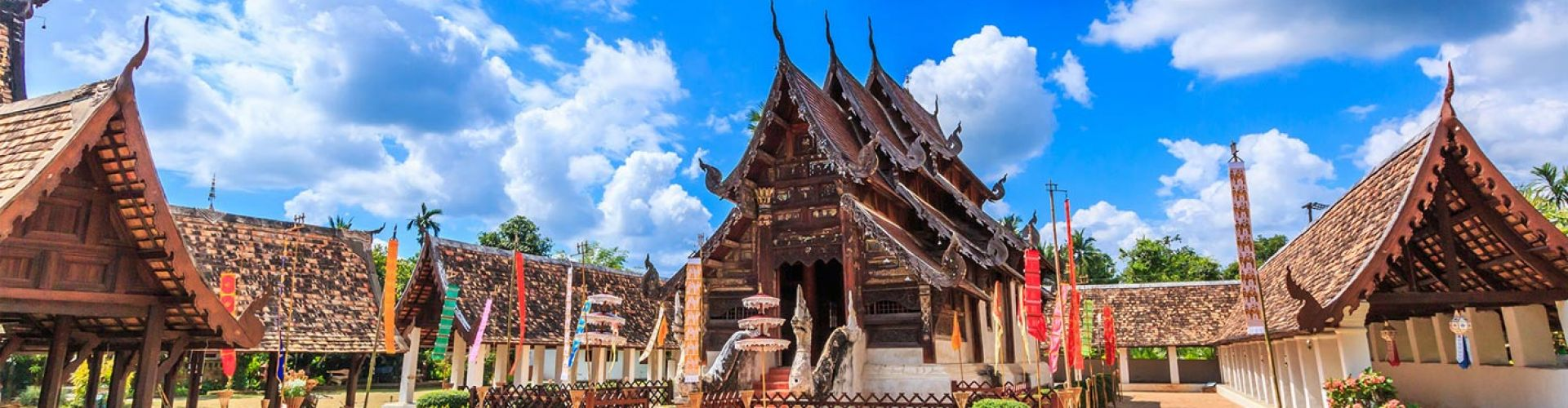 Destinations in Chiang Mai