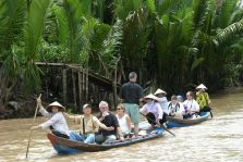 Cu Chi Tunnels & Mekong Delta Small Group Full Day