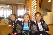 Sapa 5 Days 4 Nights By Bus(2 Night At Hotel)