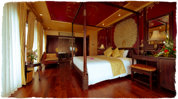 Imperial Suite Double/ twin cabin