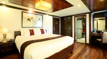 Suite double/ twin cabin