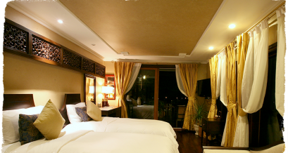 Junior Suite double/ twin cabin
