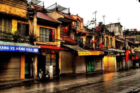 Wander around Hanoi Old Quarter