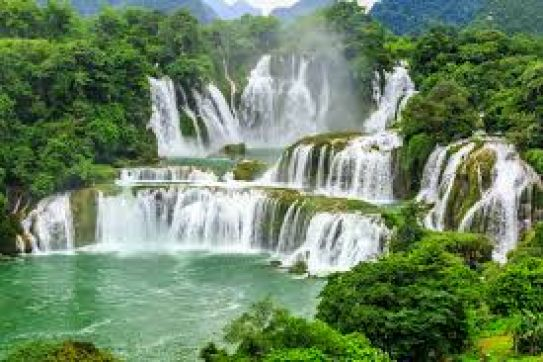 Waterfalls in Việt Nam on list of world's most beautiful