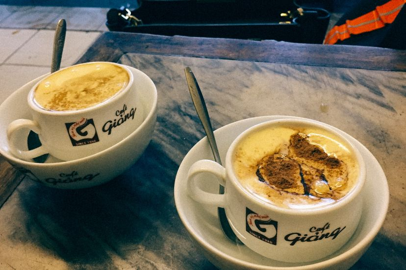 Top 5 Coffee Shop In Hanoi
